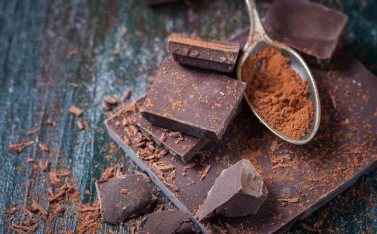 bitter çikolata
