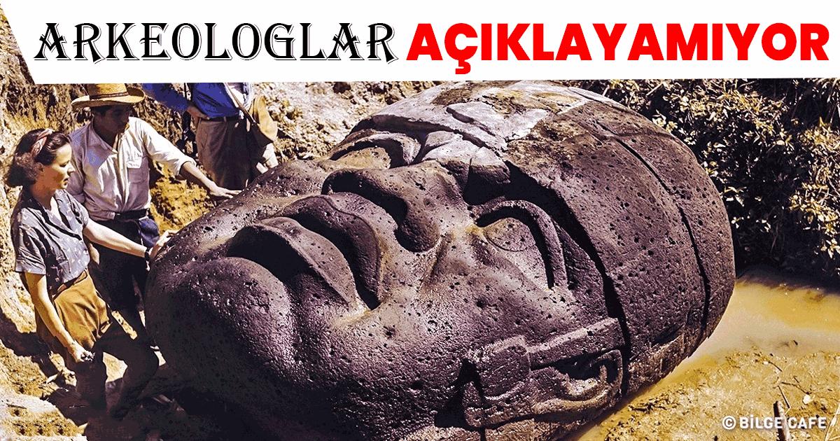 arkeologlar açıklayamıyor