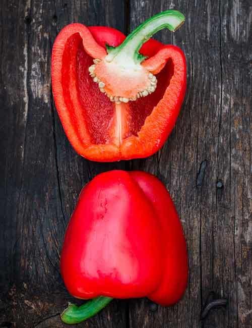 böbreklere iyi gelen gıdalar kırmızı dolmalık biber