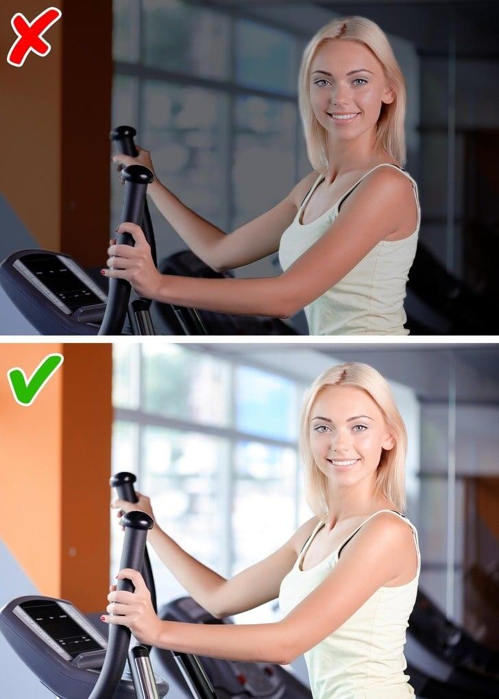 egzersizi doğru yapın