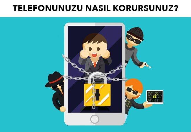 telefonunuzu nasıl korursunuz