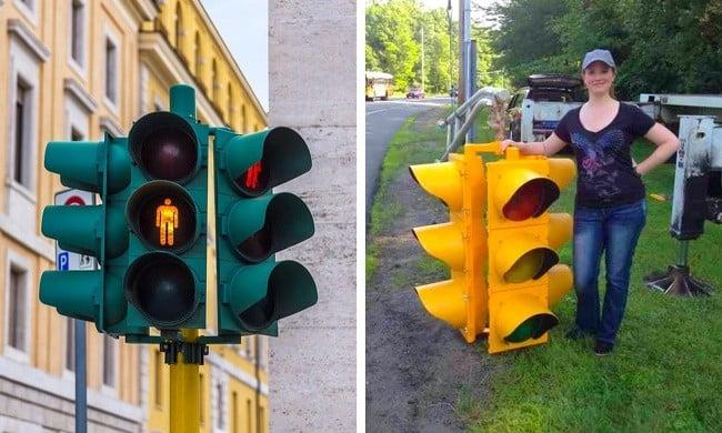 trafik lambaları