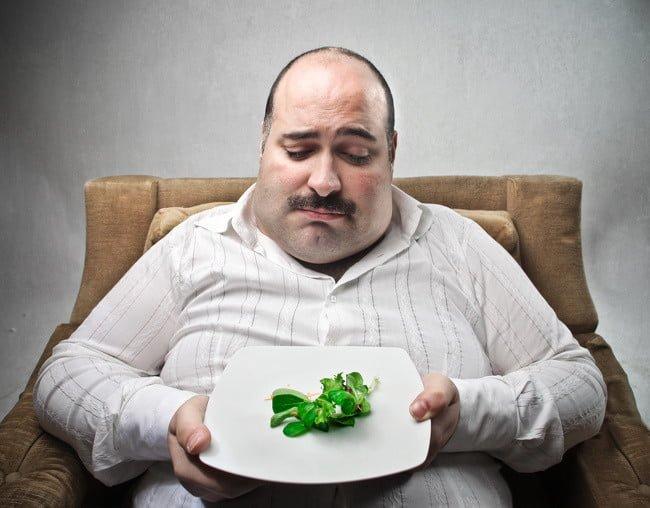 kilo vermek için kendinizi fazla zorlamayın