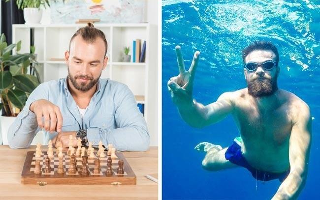 beyin için satranç oynamak