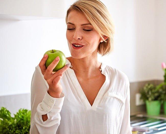 elma yiyin