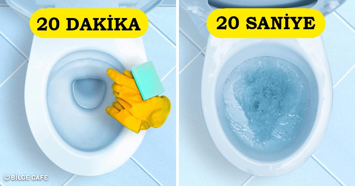 ev temizleme yöntemleri