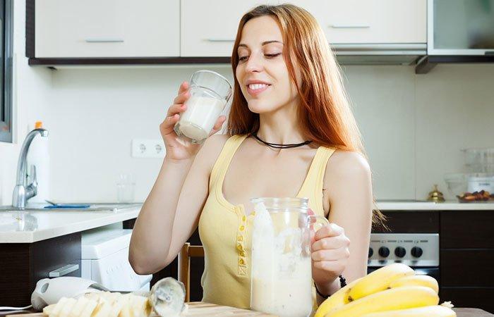 muzlu süt diyeti