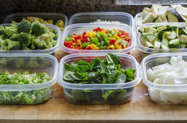 plastik gıda saklama kapları