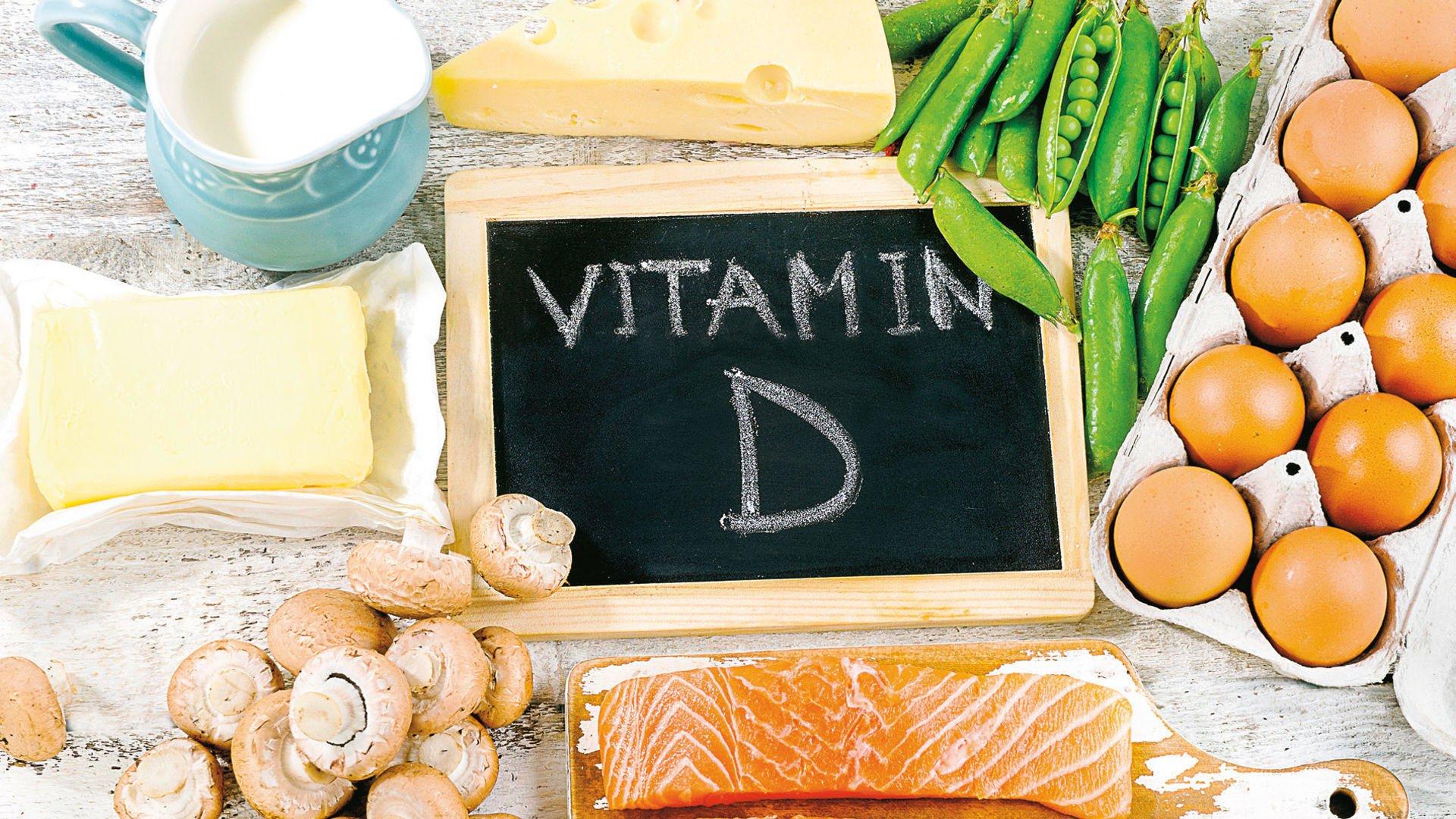 d vitamini kaynakları