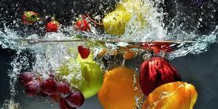 sebze meyveleri güzelce yıkamak