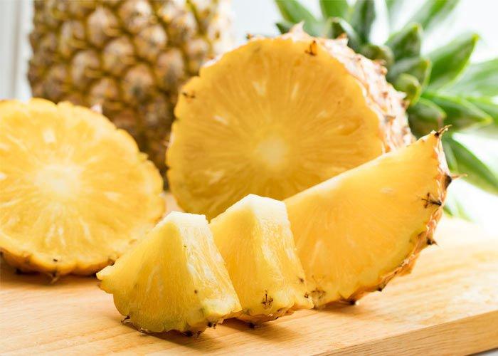 ananasın besin değerleri