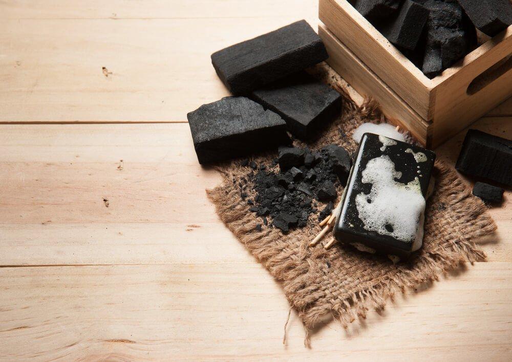 kömür sabunu