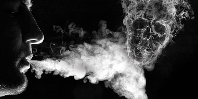 sigara dumanı