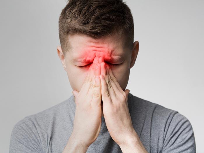 sinüs ağrısı