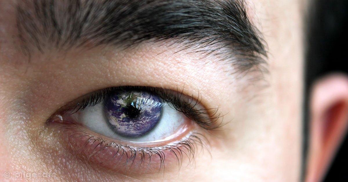 düşük göz kapağı