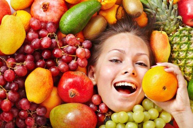 aşırı meyve tüketmeyin