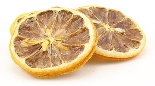 kurumuş limon