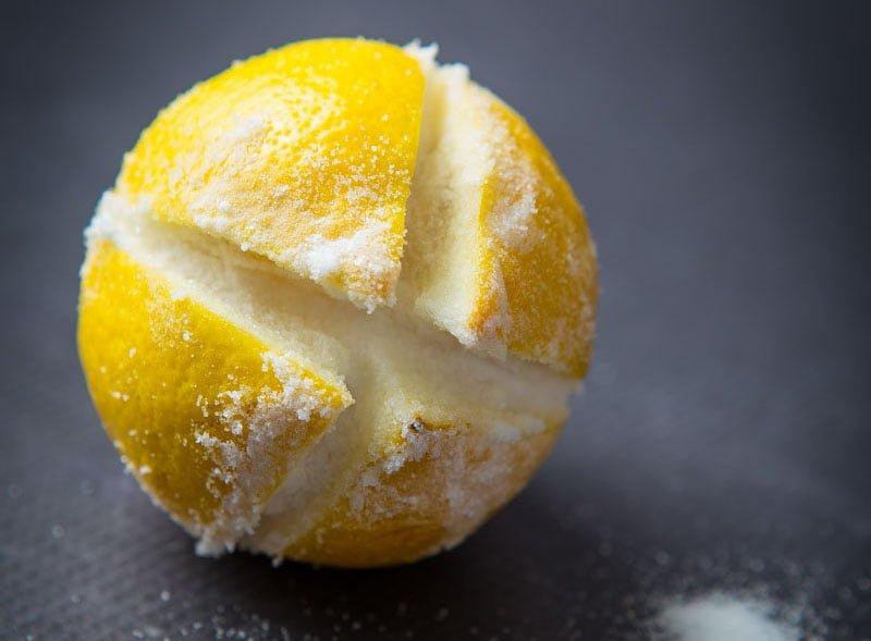 tuzlu limon