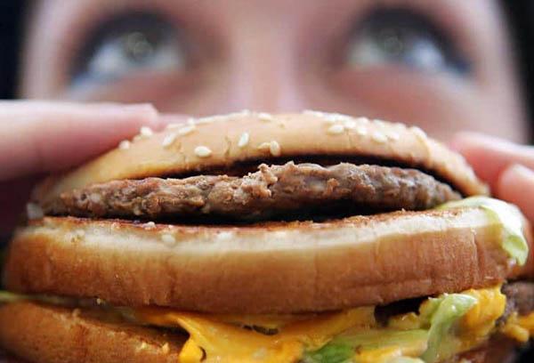 sahte hamburger köftesi