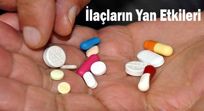 ilaclarin yan etkileri