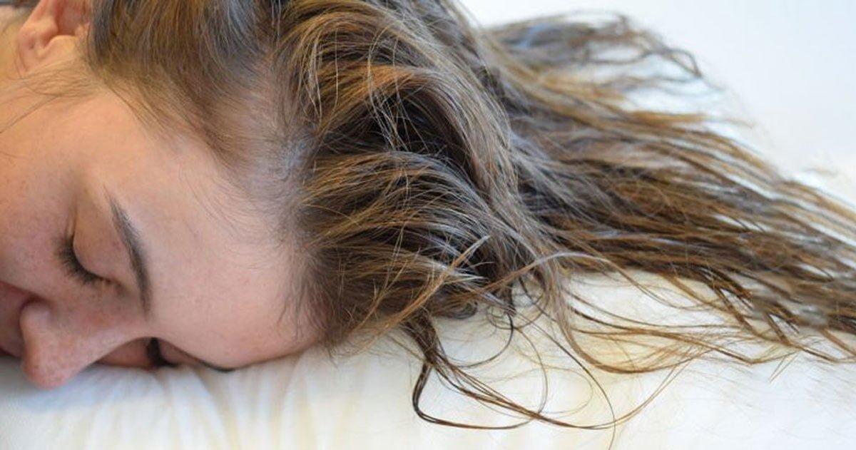 sac islak uyuma