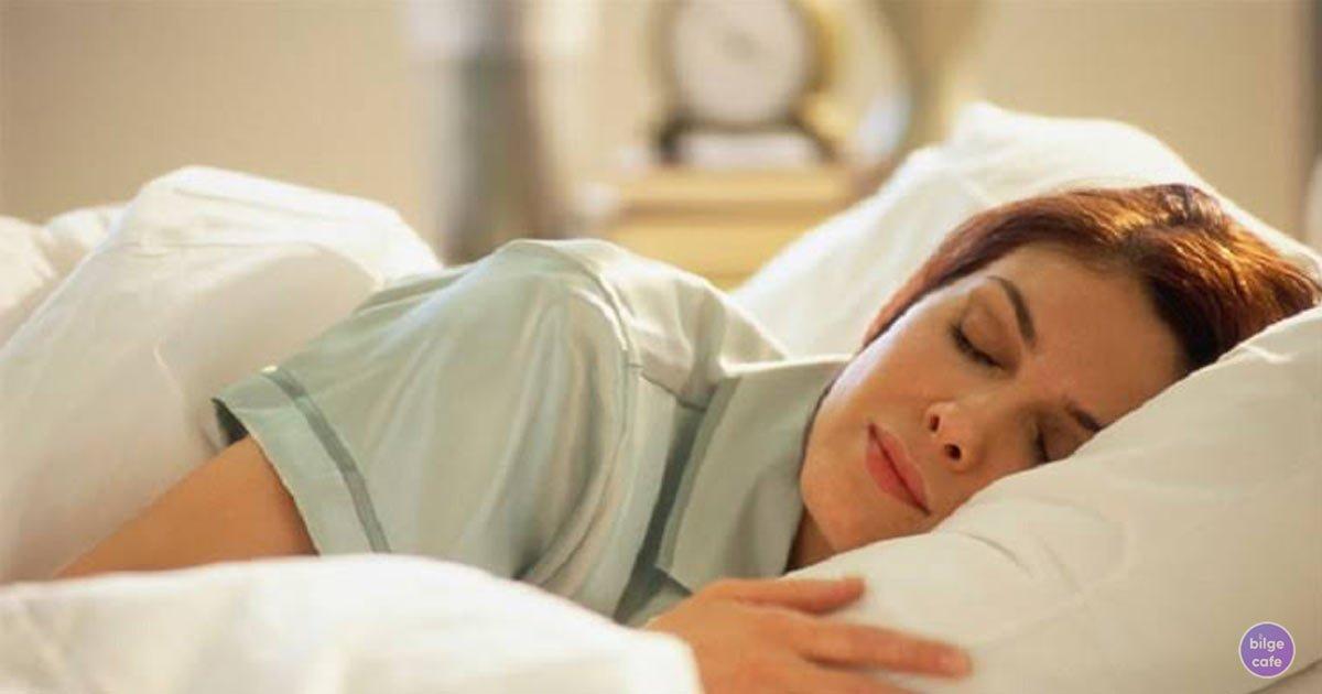 hemen uyumanin sirri var