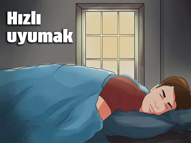 hizli uyumak