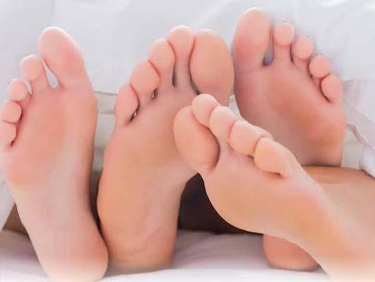 yumusak ayaklar