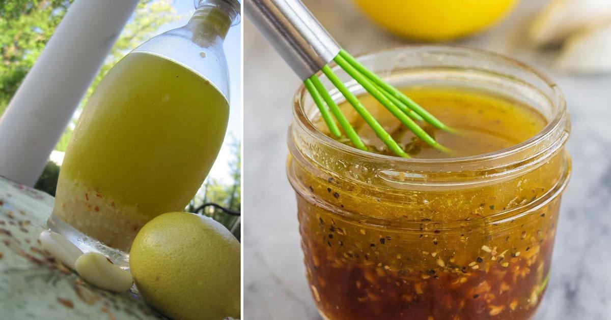 limon sarimsak