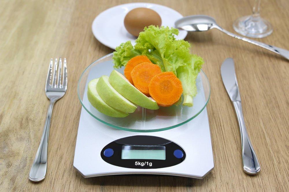kalori miktarini hesaplayin