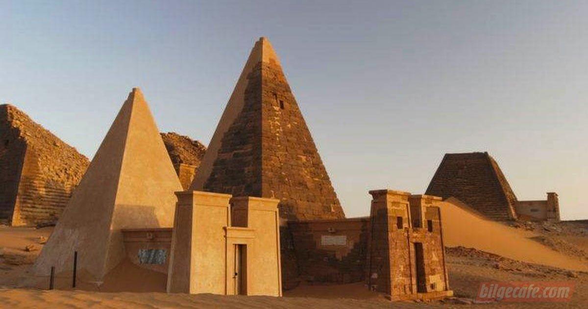 misir piramitlerinin gizemi