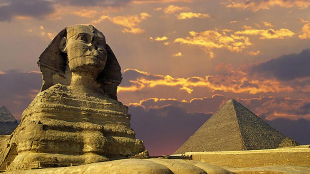 misir piramitlerinin sirri