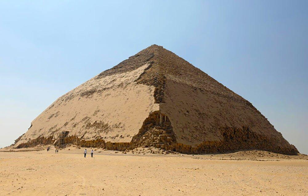 piramitler nasil yapildi