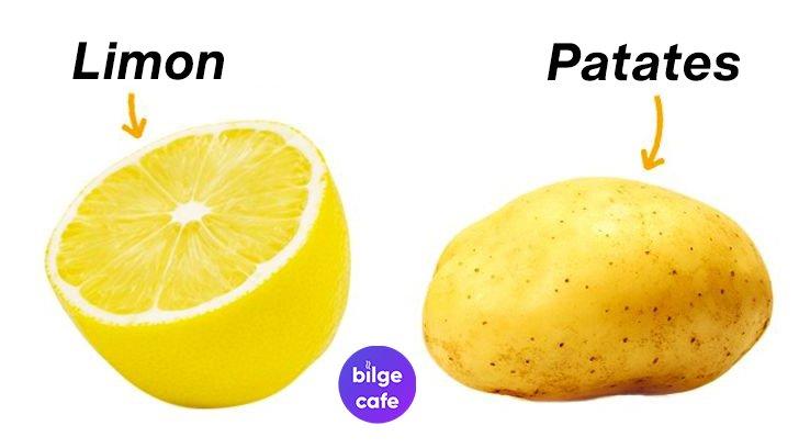 limon patates
