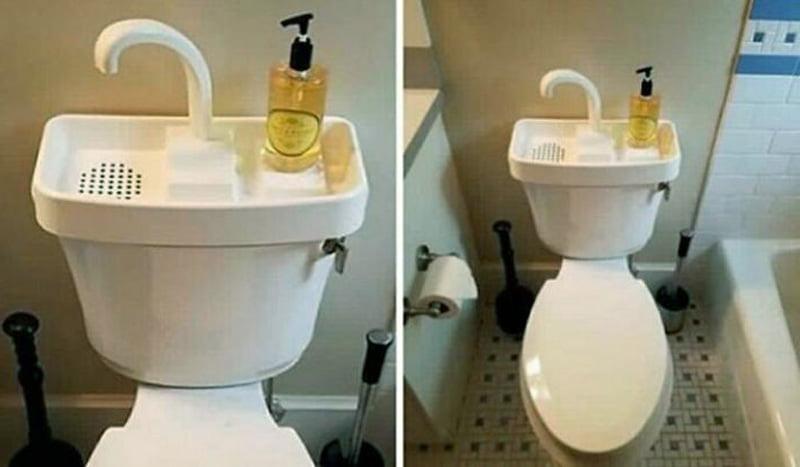 el yikama lavabosu